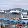 Ovation of the Seas in Port Chalmers