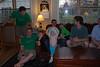 18 March 2012 St  Patrick's Day Party and Birthdays Alder Family 006