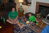 18 March 2012 St  Patrick's Day Party and Birthdays Alder Family 020