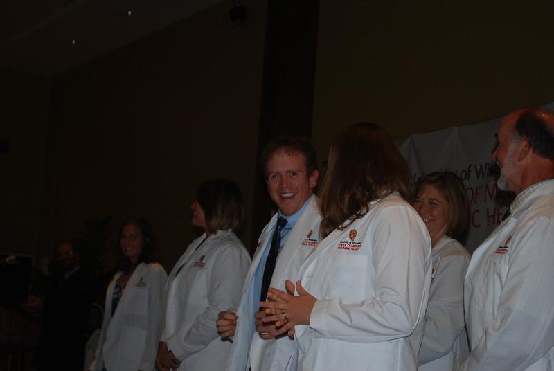 18 September 2011 Jacks White Coat Ceremony 001