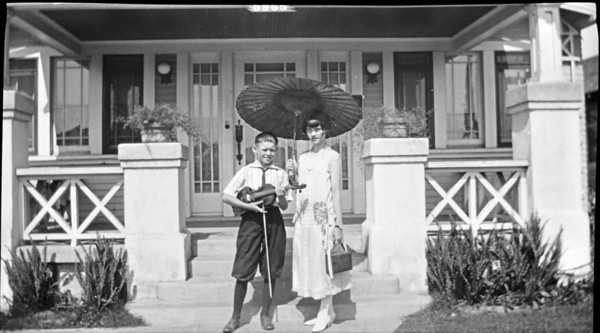 1920's negatives - Parkhouse
