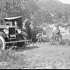 Car Camping, Big Tijunga Canyon, 1923