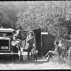 Car camping in 1923