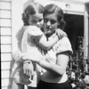Barbara and Ruby, 1933<br /> 62nd Place, Los Angeles