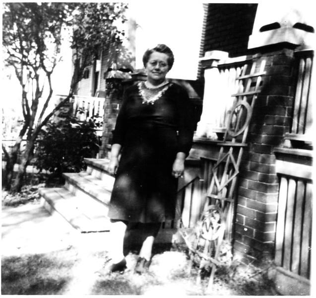 1944 - Grandma Kuczkowski