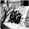 1948 - Dawn, Alan, & George (dad)