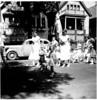 July, 1950 - Dorothy, Lorraine, Billy, Dawn