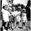 July, 1950 - Karen, Alan, Billy, Lynn, Dawn