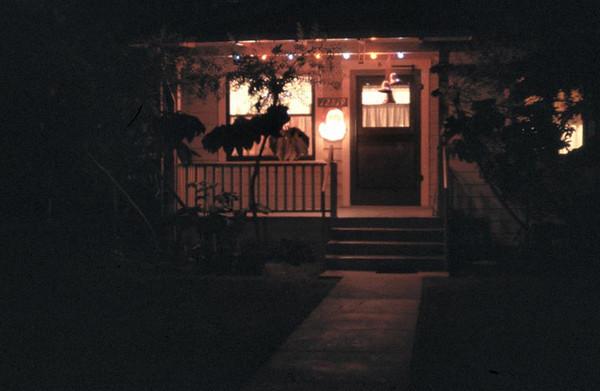 our front porch decorations.