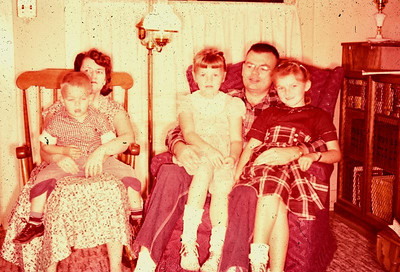 This is the Edberg clan. This picture was almost lost so it did not restore very good.