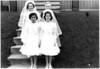 1956 - Karen, Alan, Bartoni Twins