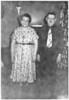 1957 or 58 - Grandma & Grandpa Kuczkowski