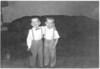1957 or 58 - Dennis & Craig
