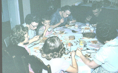 sabbath dinner edb--needs editing--
