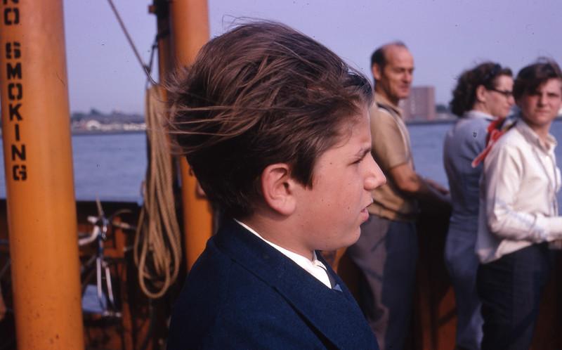 Ferry with Grandpa