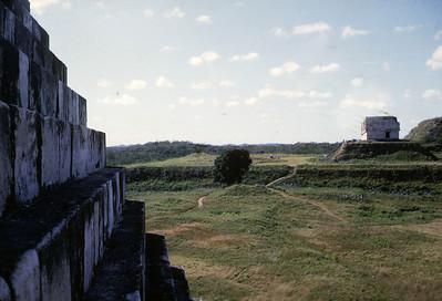 Ruins at Uxmal