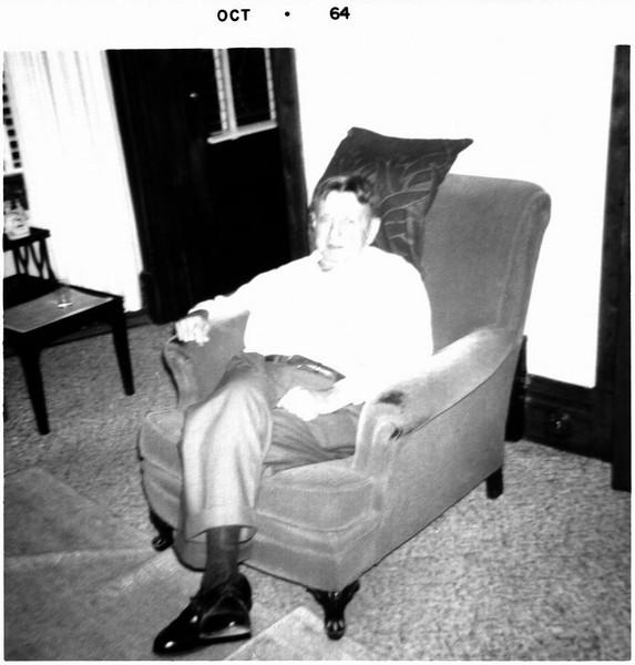 1964 - Grandpa Kuczkowski [imprint October, 1964]