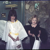 Dianne and Cathie<br /> Halloween, 1965
