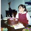 Jenny's 6th birthday, Oct. 1, 1970.  Dallas, TX.