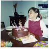 Jenny 7th birthday, Oct. 1, 1970.