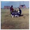 YMCA football, fall 1970.  At the Town North YMCA.
