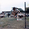 Jenny, Junior Olympics at Mary Boswell School, May 1970.