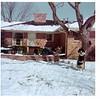 Snow in Dallas, January 1975.