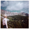 St. Mark's 9th Grade Pecos Wilderness trip to mountains of New Mexico, Summer 1975.   Al Gilbertson.