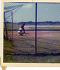 Bud at Steve Adair Baseball Camp at University of Plano, Summer 1975.