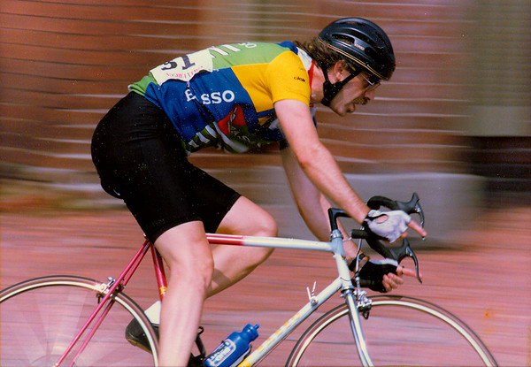 1985-96 Dan's Cycling Adventures