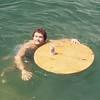 David at Lake Travis