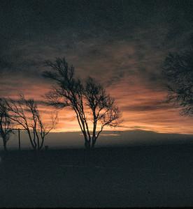 sunset number thre