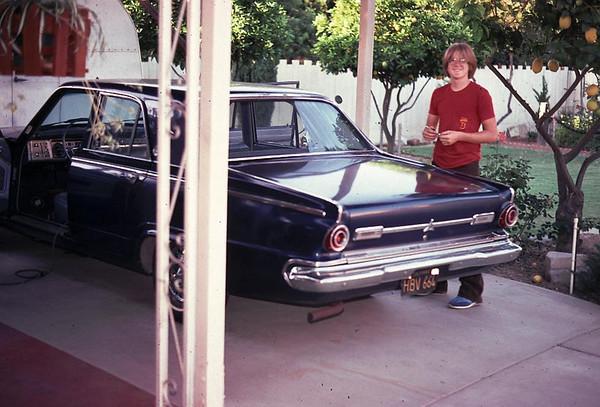 John's Dodge Dart