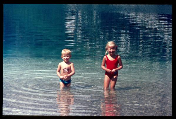 1971 Bohinj, Slowenien