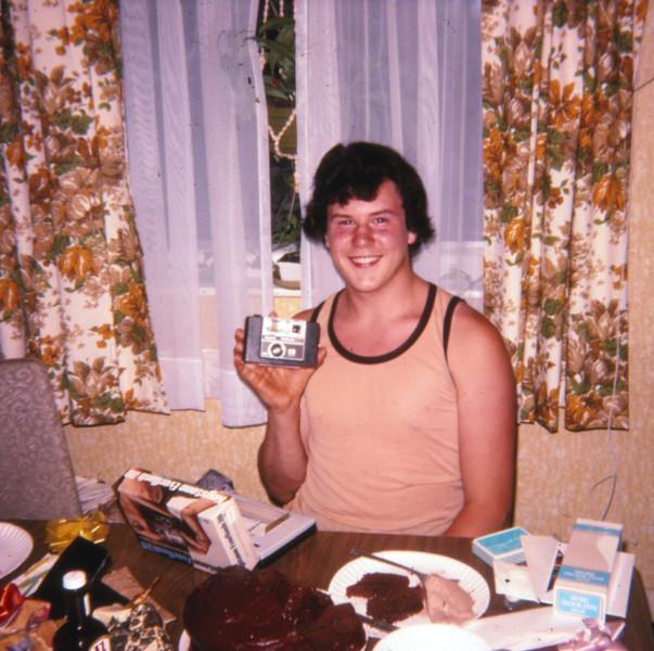 Cam birthday 1977