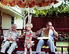 1978-06-18 George Strelka, Eric, George Durant