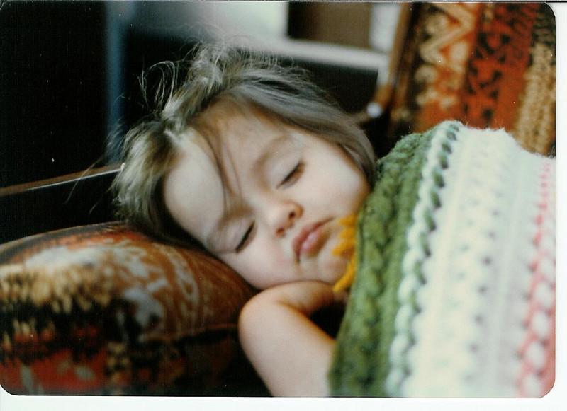 FEB1979 - sleeping in the motorhome
