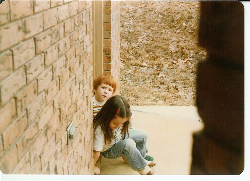 FEB1979 - Mississippi - Jason and I