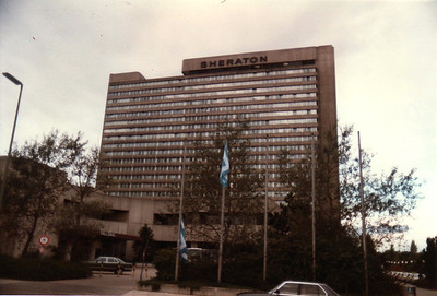 One Of Our Hotels Germany American Express European Tour 1984