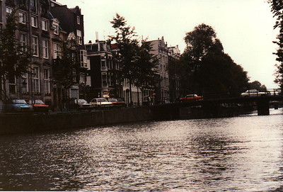 Amsterdam Holland American Express European Tour 1984