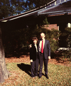 December 1984 Ann & Russell Bellmor Gainesville Florida