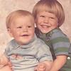 Michael and Mark--May 1981