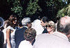 """Mom & Dad at a """"Renewal of Vows"""" ceremony for Joe Bologna and Renee Taylor in Beverly Hills, CA, early '80s.  Lynda Carter (Wonder Woman) on the left, and Mom (the other Wonder Woman) to the right."""