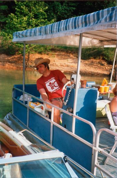 Ross, Captain Center Hill 1980