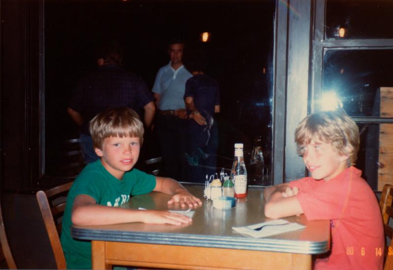 Kirk Center Hill 1980