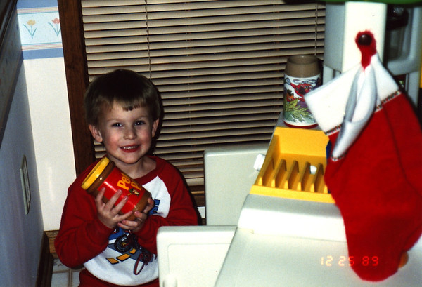1989:12 Justin Bellmor Christmas Day