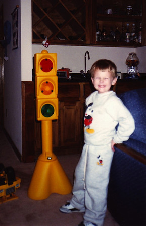 Justin Bellmor Christmas 1989