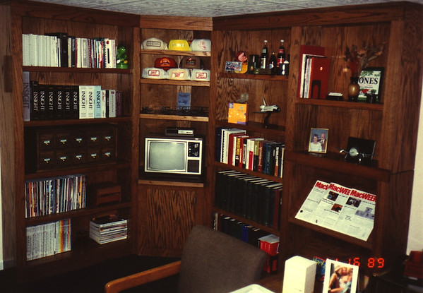 1989:11 Russell Bellmor's Home Office Highland Pointe Home 02