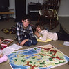 October 1987 snowstorm - we were lucky - only lost power for 5 days