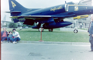 1987 Seattle Air Museum